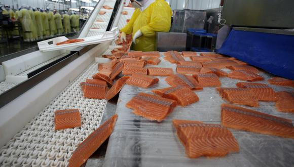 La medida fue revelada después de que las autoridades chinas encontraron trazas de coronavirus en secciones de venta de carne y mariscos en Xinfadi, un enorme mercado de alimentos mayorista de Pekín, después de un brote de COVID-19 en el lugar. (Foto: Diego Giudice/Bloomberg News)
