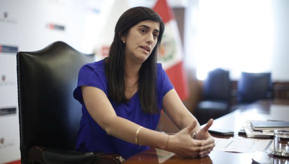 María Antonieta Alva. (Foto: Mario Zapata / GEC)
