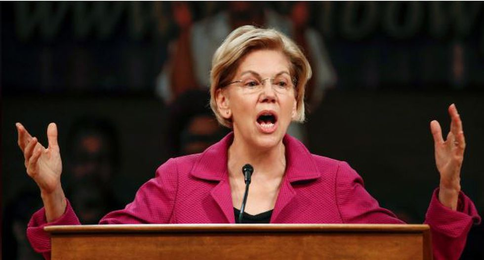 Elizabeth Warren (Foto: Reuters)