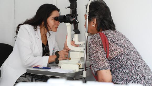 La mayoría de las atenciones en oftalmología deben ser necesariamente presenciales. (Foto: GEC)