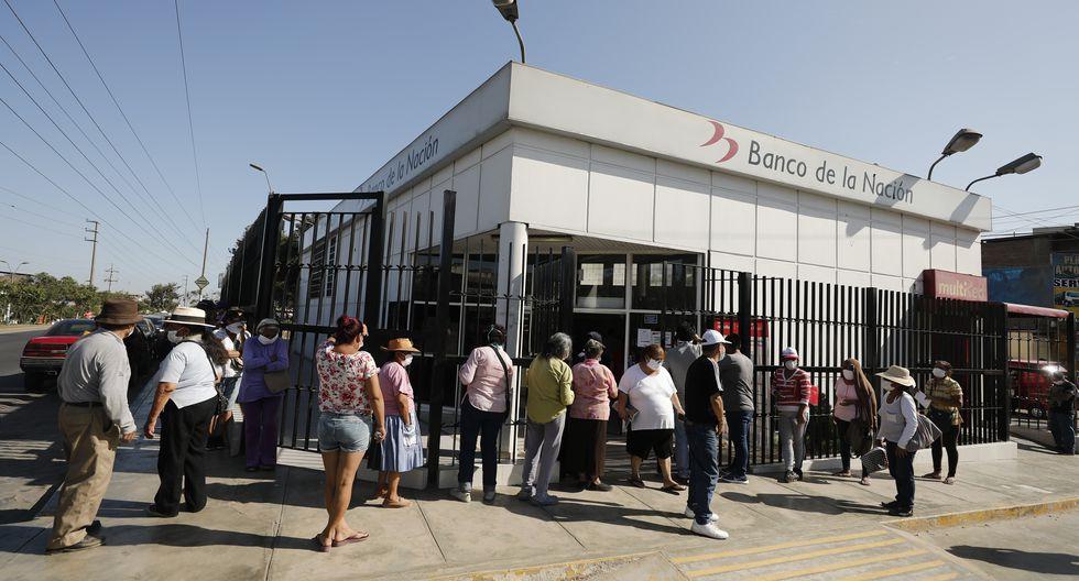 El bono de S/ 380 para familias vulnerables ya comenzó a repartirse. (Foto: GEC)