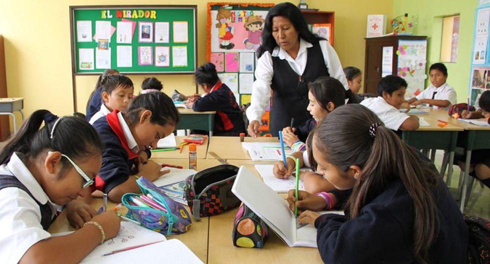 Colegios (Foto: Difusión)