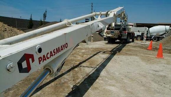 El precio objetivo promedio de Cementos Pacasmayo es de S/ 6.66. Los PT van desde S/ 5.25 hasta S/ 8.82.