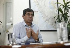 """Ministro de Vivienda: """"Es factible dar crédito puente para generar liquidez a inmobiliarias"""""""