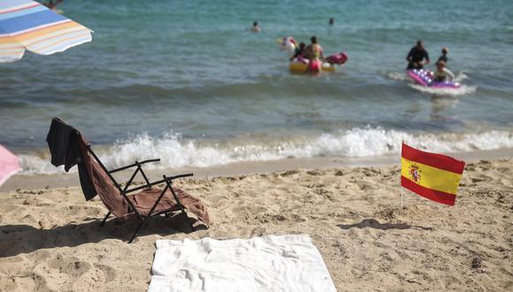 La cuarentena británica sobre los viajeros procedentes de España podría costar al sector turístico español 10,000 millones de euros (US$ 11,730 millones) en ingresos perdidos. (Foto: AP).