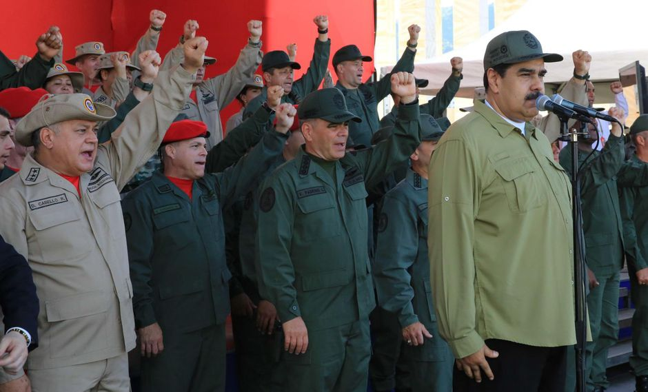 Nicolás Maduro. (Foto: EFE).