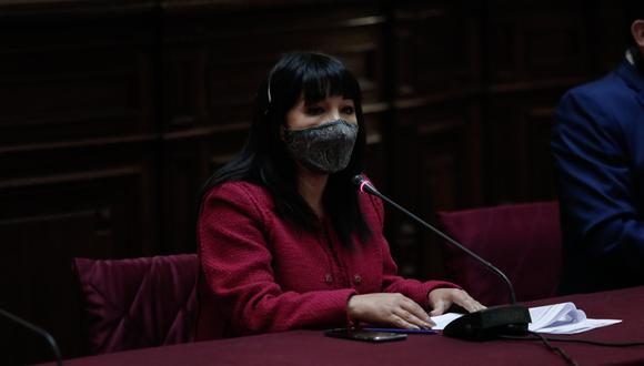 Será la primera sesión de la Comisión Permanente bajo la actual Mesa Directiva del Parlamento presidida por Mirtha Vásquez. (Foto: GEC)
