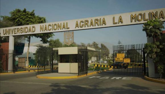 La Universidad Nacional Agraria La Molina (UNALM). (Foto: Andina)