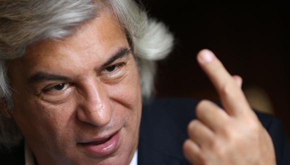 Fernando Olivera, ex candidato presidencial, dijo que Alan García busca repetir su historia de impunidad. (Foto: USI)