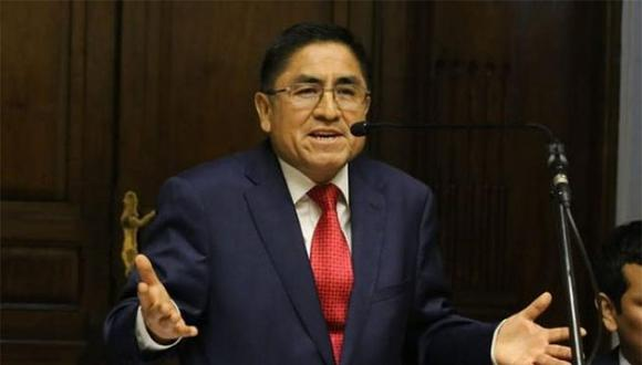 Destituido juez supremo César Hinostroza podría pasar más de 30 años en prisión. (Foto: Agencia Andina)