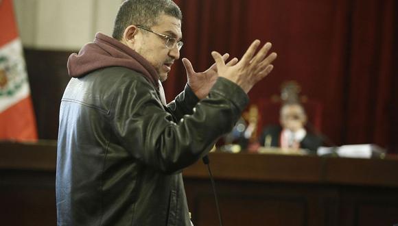 Walter Ríos es considerado por la fiscalía como pieza clave de Los Cuellos Blancos del Puerto. (Foto: Andina)
