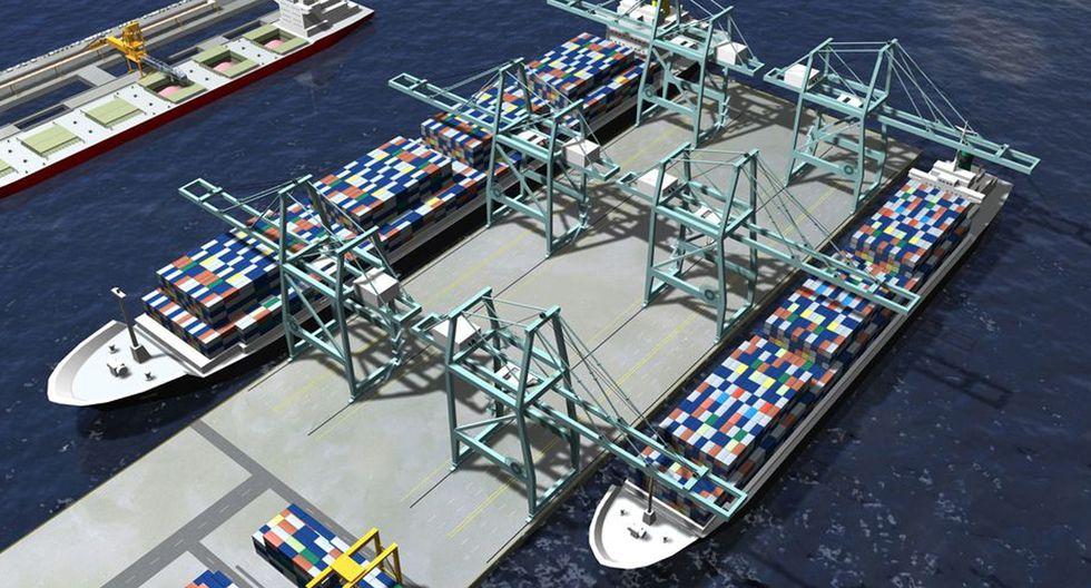 FOTO 6 |6.  Cosco Shipping Ports Chancay Perú, operador portuario encargado de la construcción del Puerto de Chancay, informó que las obras empezarán en junio del 2020, pues desde este mes hasta marzo del 2020 se vienen realizando trabajos de ingeniería, según dijo el gerente general de la empresa, Ken Chan. (Foto: GEC)