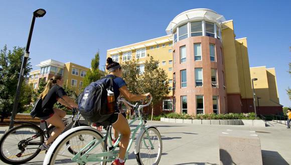 El sistema de reconocimiento facial también se ha instalado en otras ubicaciones del campus, incluidas las puertas de la facultad, la biblioteca y el edificio del laboratorio. (Foto referencial)