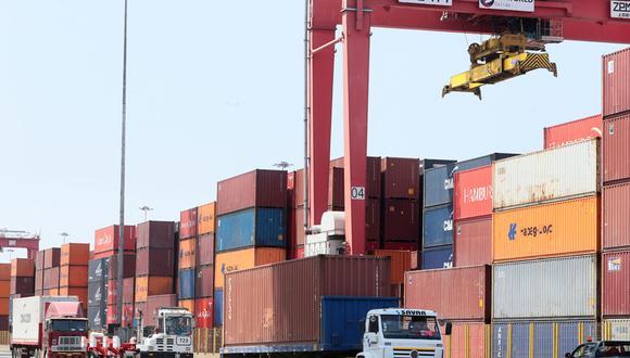 Todas las naves que arribaron a los puertos peruanos fueron recibidas primero en la zona de bahía. (Foto: Andina)