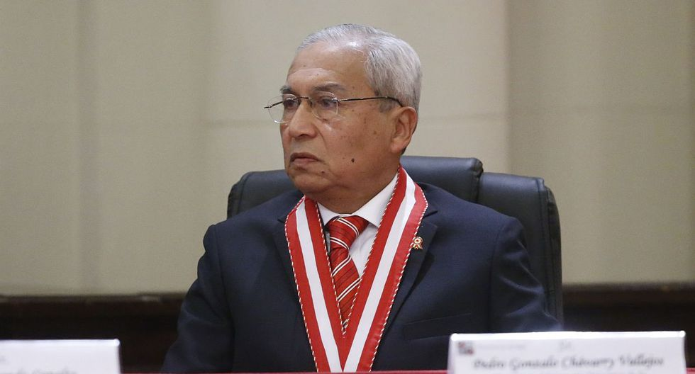 El nuevo fiscal de la Nación, Pedro Chávarry, tiene programada su juramentación al cargo para el viernes 20 de julio. (USI)