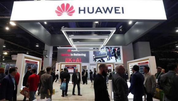 Huawei (Foto: Reuters)