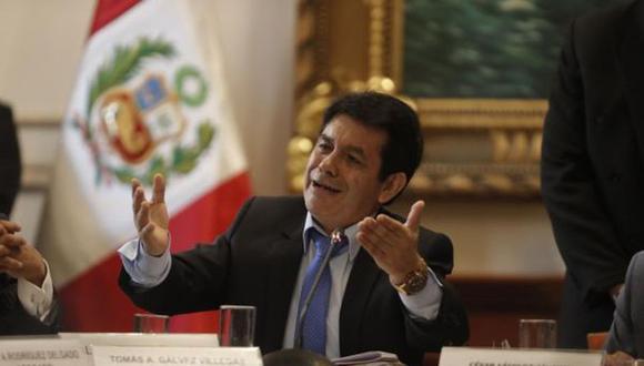Tomás Gálvez es uno de los fiscales supremos que afronta un proceso disciplinario en la JNJ junto con Pedro Chávarry. (Foto: GEC)