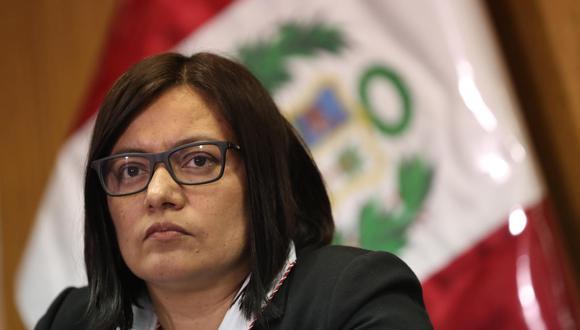 La fiscal Geovana Mori también investiga las presuntas coimas que recibió Félix Moreno por la Costa Verde Callao. (Foto: GEC)