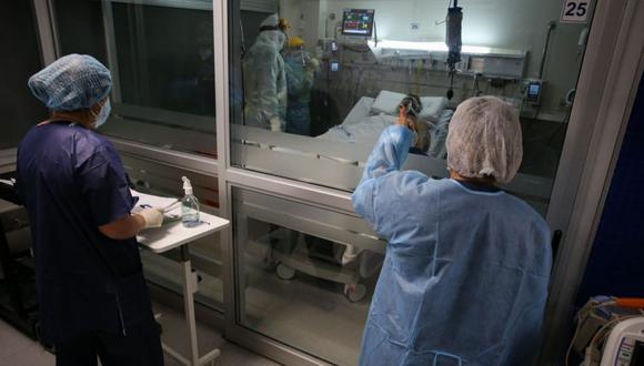 Cuidados. En estos momentos no existe cura para el covid prolongado. EFE/ Raúl Martínez