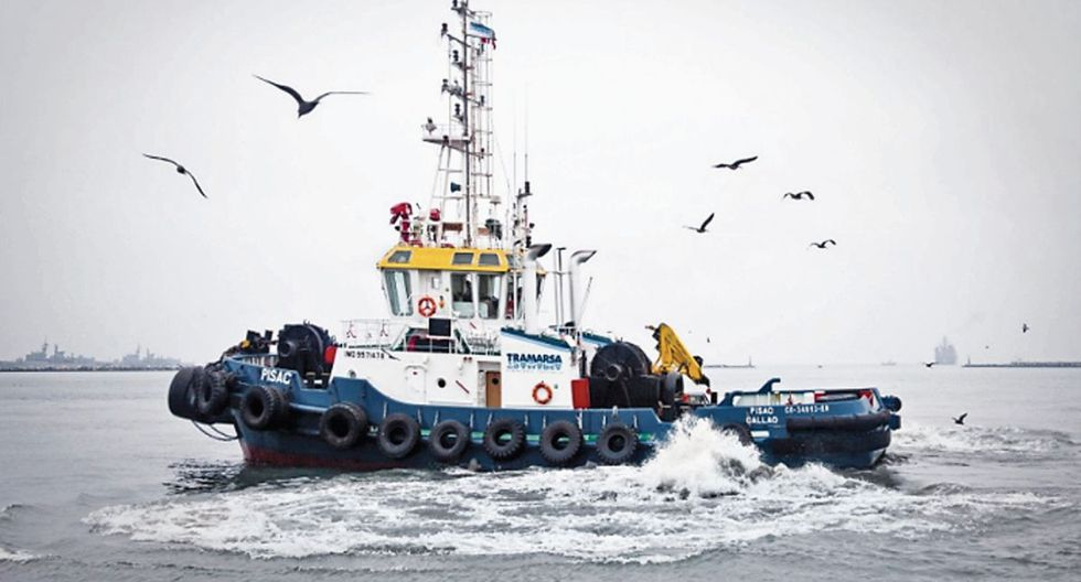Presencia. Tramarsa Flota opera 45 embarcaciones en costa peruana. (Foto: Difusión / Tramarsa)