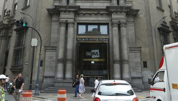 Bolsa de Valores de Lima cerró la jornada del viernes en terreno positivo. (Foto: GEC)