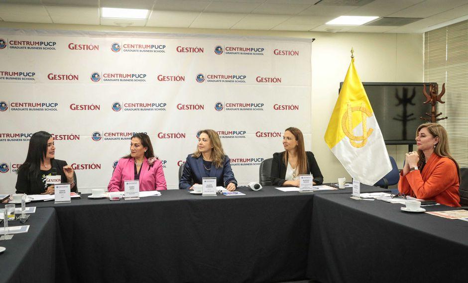 Debate. Participación de la mujer en el directorio permite una diversidad de perspectivas beneficiosa para la empresa, según las ejecutivas.