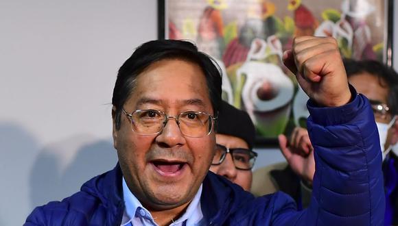 Tribunal Electoral proclama a Luis Arce como presidente electo de Bolivia. (Foto: AFP)