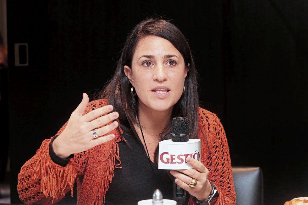 VinkaSamohod, vicepresidenta de Transformación Digital de Telefónica (Foto: Diana Chávez / GEC)