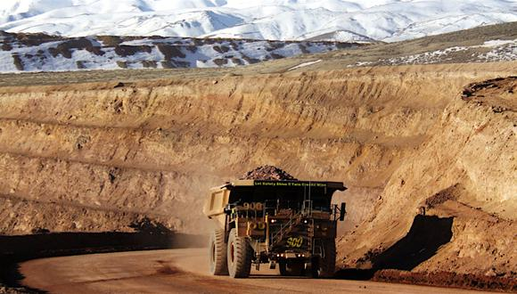 Newmont mining.