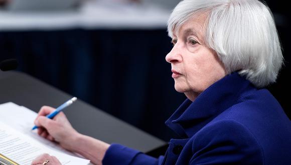 Janet Yellen. (Foto: AFP)