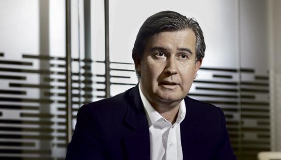 Manuel Fumagalli, presidente de la Sociedad Nacional de Minería, Petróleo y Energía (SNMPE) (Foto: GEC)