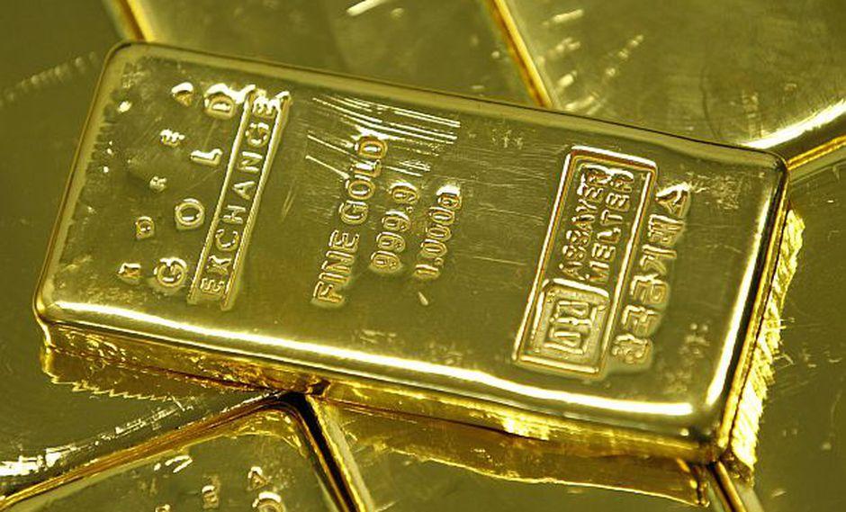 Los precios del oro caían el lunes. (Foto: Reuters)