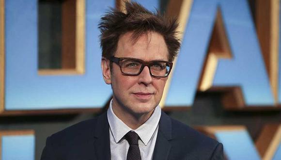"""James Gunn, director de las películas de """"Guardianes de la Galaxia"""". (Foto: EFE)"""