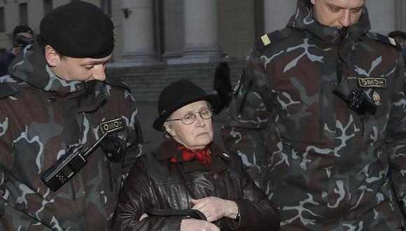 Nina Baginskaya. (Foto: Difusión)