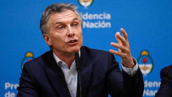 """""""Hoy estamos más pobres que antes de las primarias"""", sostuvo el presidente de Argentina.(Foto: EFE)"""