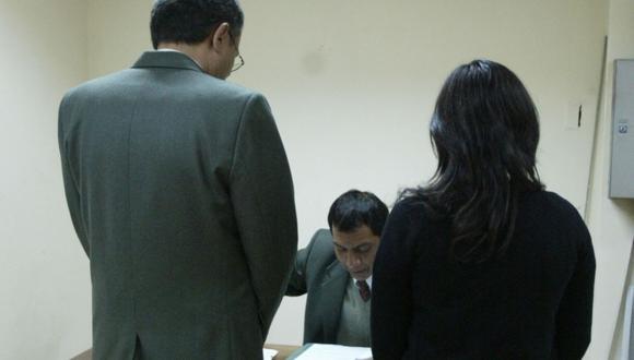 La plataforma permitirá tramitar divorcios sin presentar documentos físicos. (Foto: difusión)