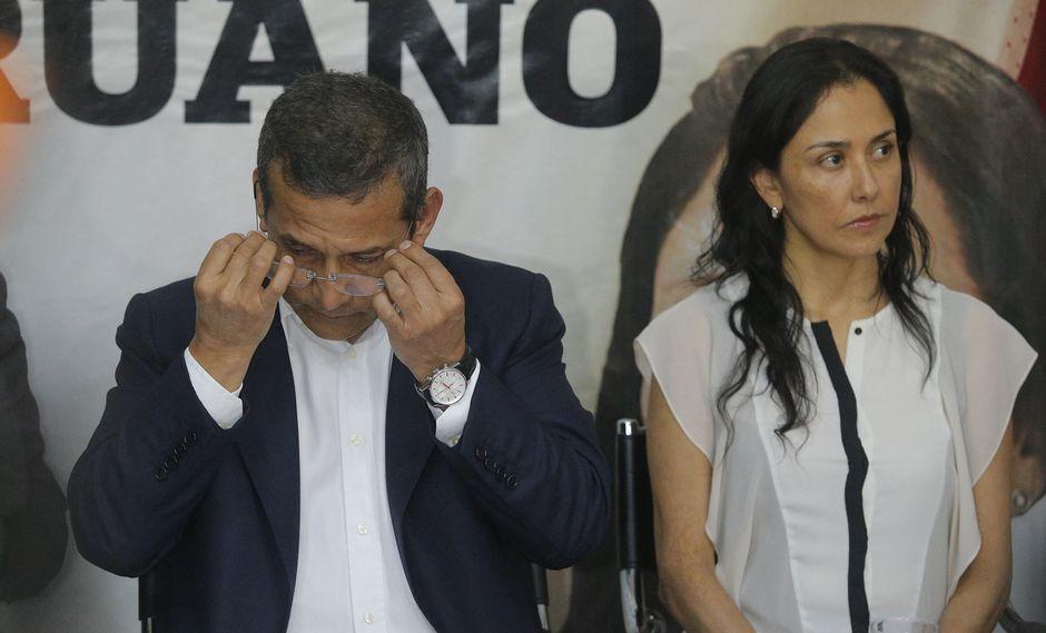 Cuestionados. Juárez pide 26 años contra Heredia y 20 contra Humala. (Foto: GEC)