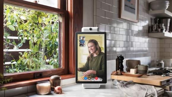 Facebook, con su nueva propuesta para videollamadas. (Foto: Facebook)