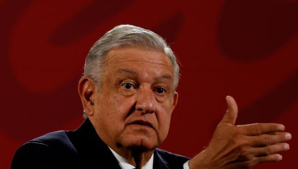 El presidente mexicano Andrés Manuel López Obrador (AMLO) informó este domingo que se contagió de coronavirus (Foto: Reuters )