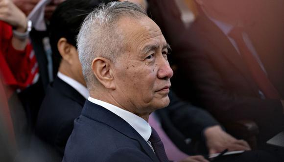 Liu He, el zar económico del Gobierno de Xi Jinping.