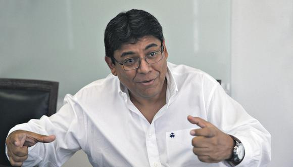 Elmer Cuba advirtió que habría una campaña electoral populista el próximo año.. (Foto: GEC)