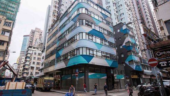 Hong Kong. (Foto: AFP)