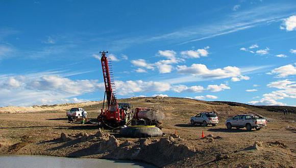 """""""Estos son tiempos de grandes oportunidades y estamos realizando nuestros mayores esfuerzos para obtener los recursos necesarios destinados al desarrollo y construcción de nuestro proyecto de oro Ollachea"""", dijo Diego Benavides, CEO de Minera IRL."""