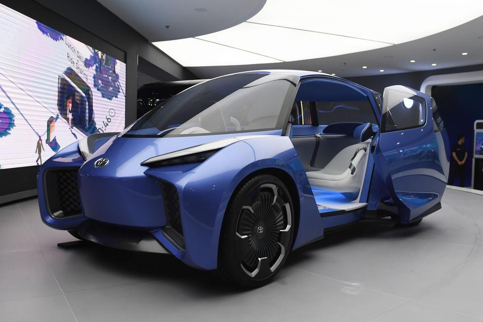 China se ha convertido en líder mundial de los autos eléctricos, cuyos fabricantes aspiran ahora a conquistar también el resto del mundo.(Foto: AFP)