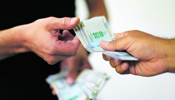 El MEF aprobó un incremento del valor de la Unidad Impositiva Tributaria (UIT) para el año 2021. (Foto: Karen Zárate /Archivo El Comercio)