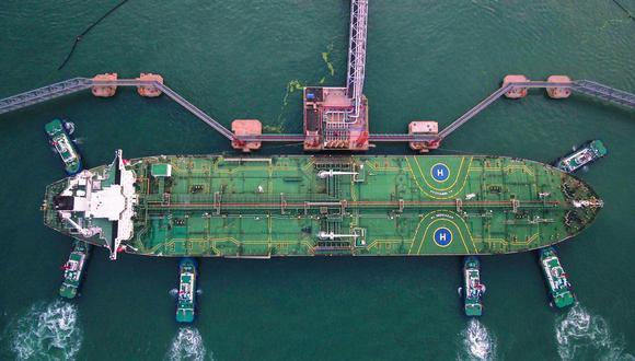 China es el mayor importador de petróleo del mundo y en la última década ha construido una enorme reserva del producto.