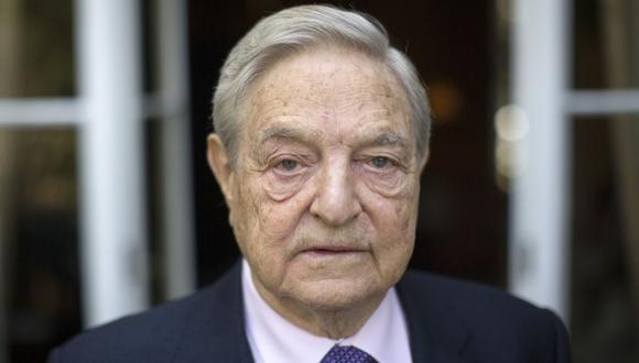 George Soros nació en Budapest el 12 de agosto de 1930. (Foto: Bloomberg)