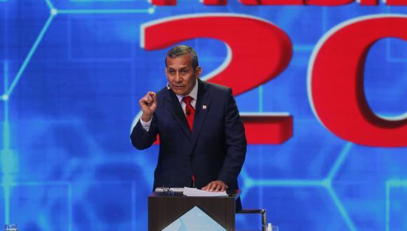 Ollanta Humala dijo que Pedro Castillo actuó de forma irresponsable al conformar el gabinete ministerial. (Foto: GEC)