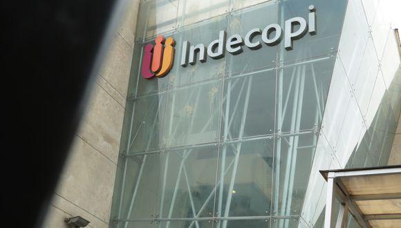 Indecopi. (Foto: GEC)