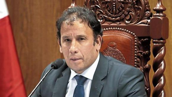 Alonso Peña Cabrera protagonizó disputas internas con los fiscales del equipo especial Lava Jato Rafael Vela Barba y José Domingo Pérez. (Foto: GEC)